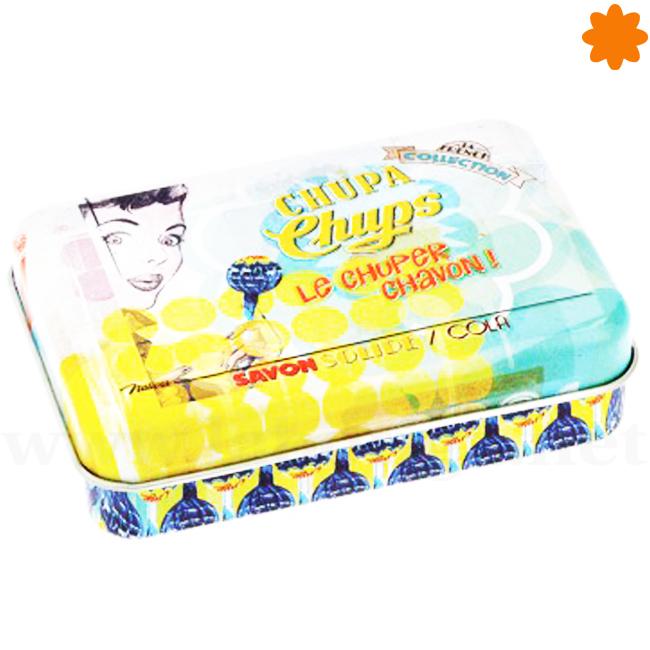 Pastilla de jabón con aroma de Chupa Chups para regalar a un niño