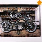Antiguos pósters de motocicletas clásicas