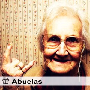 Regalo para abuelas