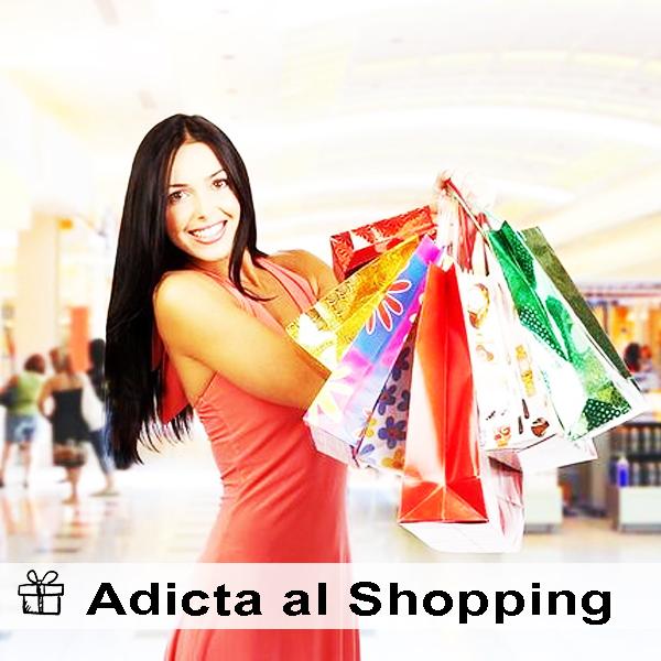 Regalos para adicta al shopping