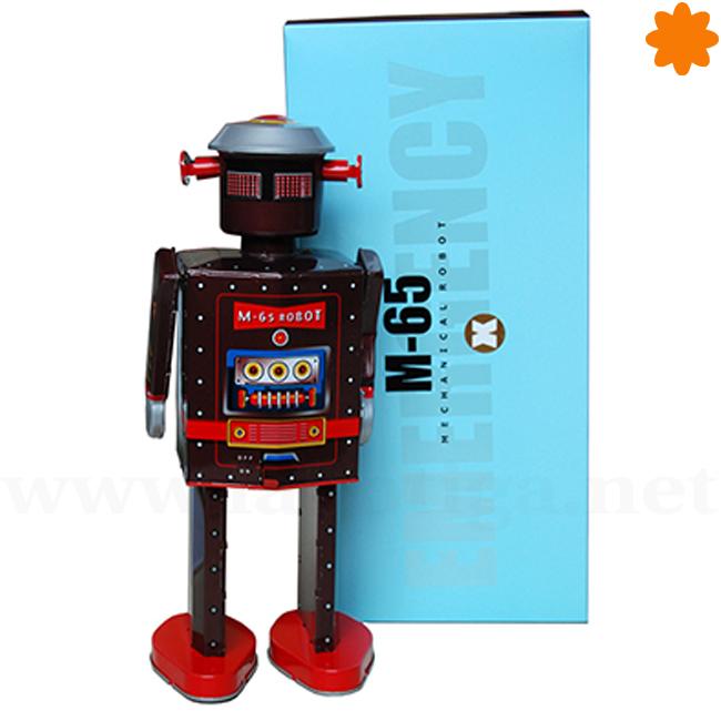 Robot del espacio M-65 Giant solo para coleccionistas