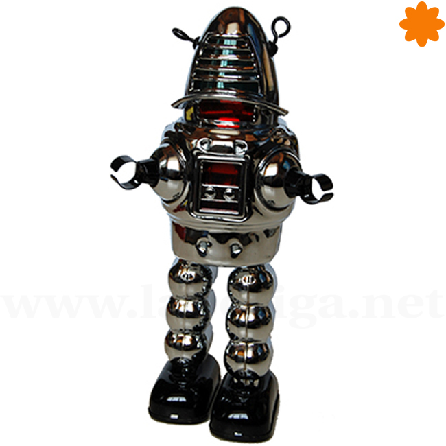 Robby un robot primario del espacio exterior para regalar