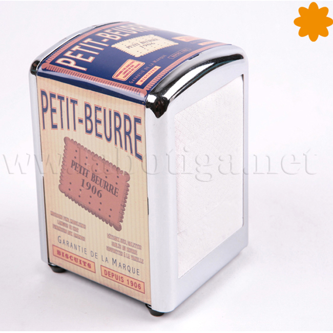 Servilletero Petit Beurre