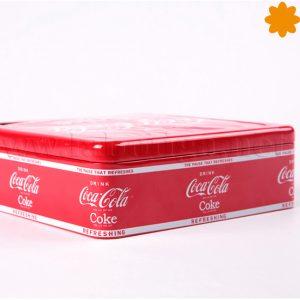servilletrero coca-cola