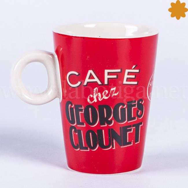 Tazas de café juego