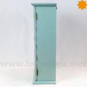vitrina para con dos estanterias