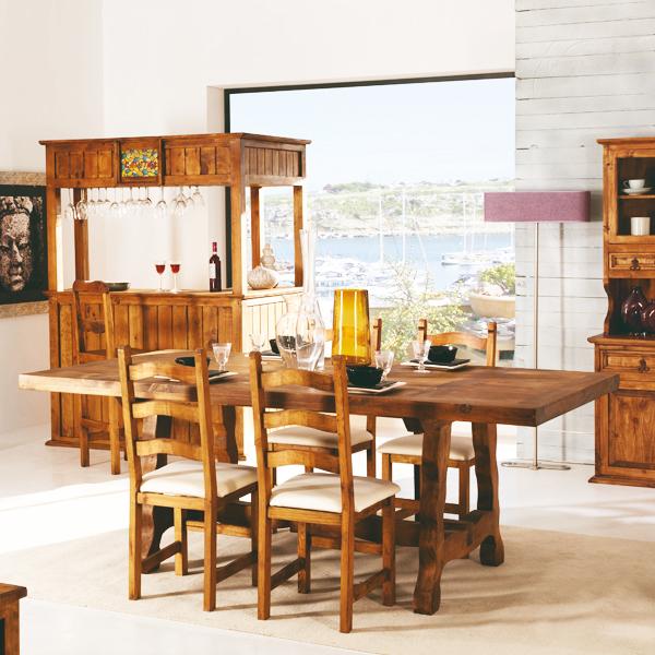 Mesa de Comedor - Catálogo de Mesas ideales para el Comedor ...