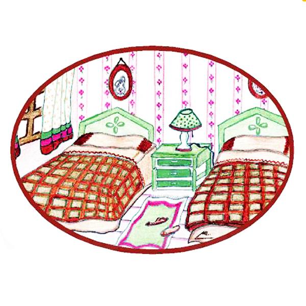 Placas para Puertas de Dormitorio