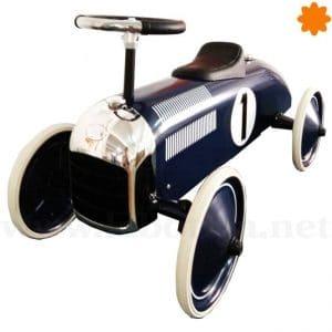 Original andador correpasillos de carreras de color azul