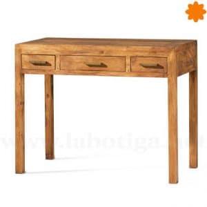 Pequeña mesa escritorio de madera Estilo Minimalista