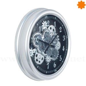 Reloj para colgar en la pared estilo Steampunk